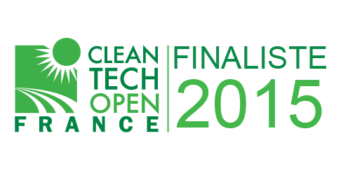 CleanTech Open France - Finalist